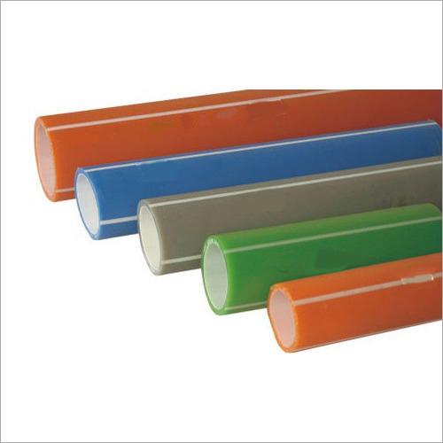 Colored HDPE Pipe