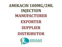 AMIKACIN 100MG/2ML INJECTION