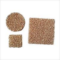 10ppi-20ppi High Quality Zirconia Ceramic Foam Filter