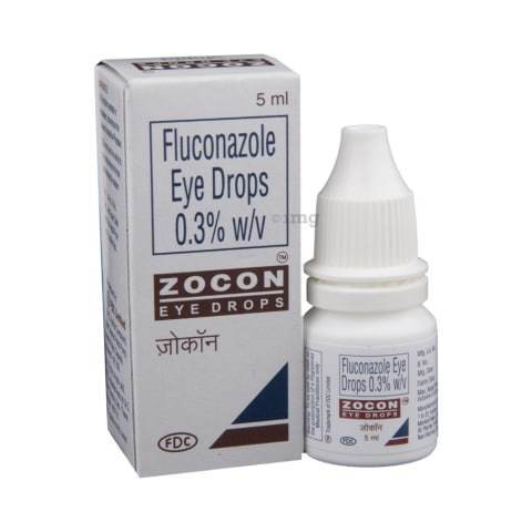 Fluconazole 0.3%-Eye-Drops