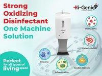 Bulge Touchless Automatic Sanitizer Dispenser