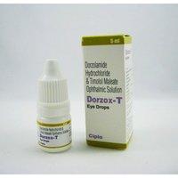 Dorzolamide HCL 2% & Timolol 0.5% Eye Drop. 5ml
