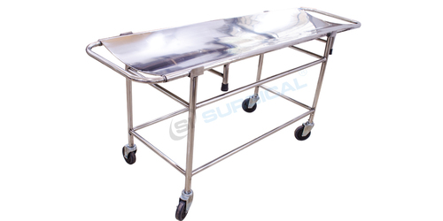 Stretcher Trolley (Ss) (Sis 2008)