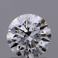Round Brilliant Cut Lab Grown 1.16ct F VS2 IGI Certified Diamond 445038651