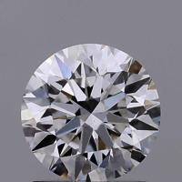 Round Brilliant Cut Lab Grown 1.16ct F VS2 IGI Certified Diamond 445038651