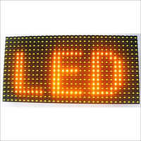 P10 Yellow LED Module