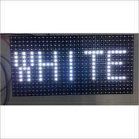 P10 White Led Module
