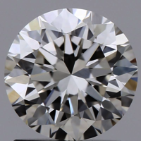 Round Brilliant Cut Lab Grown 1.09ct G VS1 IGI Certified Diamond 445037907