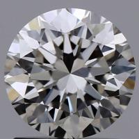 Round Brilliant Cut Lab Grown 1.09ct G VS1 IGI Certified Diamond 445037907