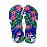 Beach Printed Slippers