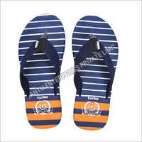 Printed Rubber Slippers