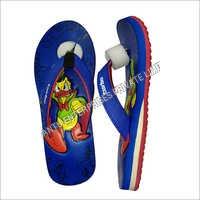 Mens Cartoon Printed Slippers