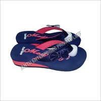 Ladies Printed Slippers