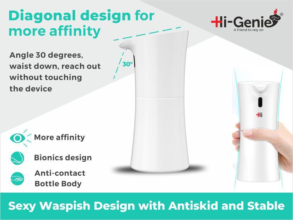Slinky Tabletop Touchless Dispenser