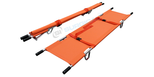 Folding Stretcher Single Fold (Sis 2017f)