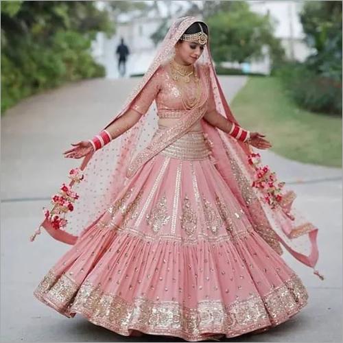 Ladies Bridal Lehenga
