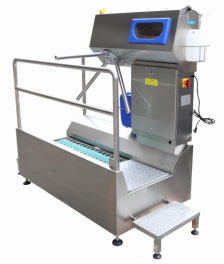Automatic Integrated Sterilizer Shoes Hand Hygiene Station Boot Washer Machine For Sale