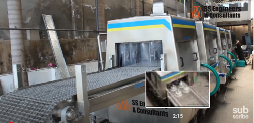 Industrial Degreasing Equipment