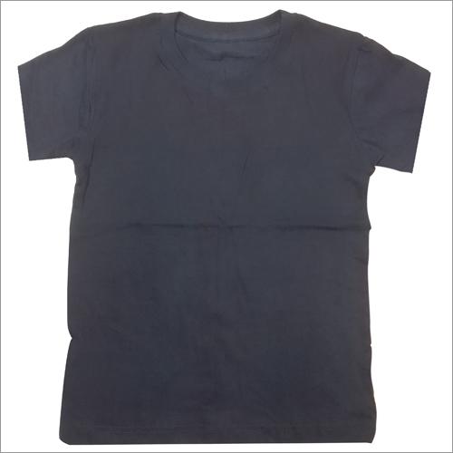 Boys Organic Blue T-Shirt