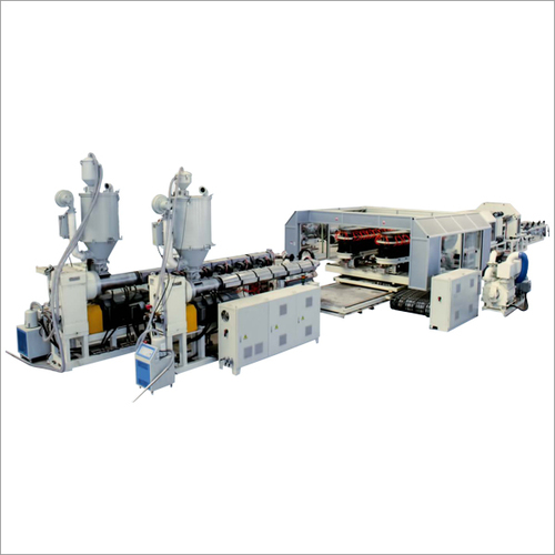 Double Wall Corrugated (Dwc) Pipe Line