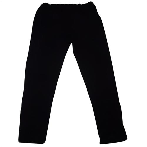 Mens Organic Black Pant
