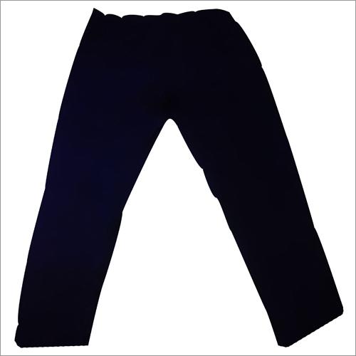 Mens Organic Navy Blue Pant