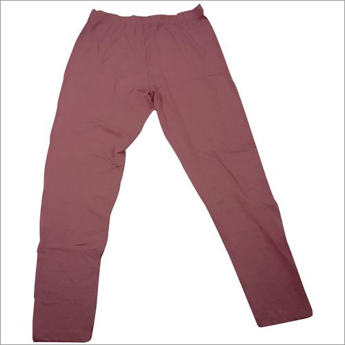 Womens Organic Pink Pant