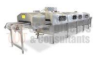 Laddu Tray Washer Machine