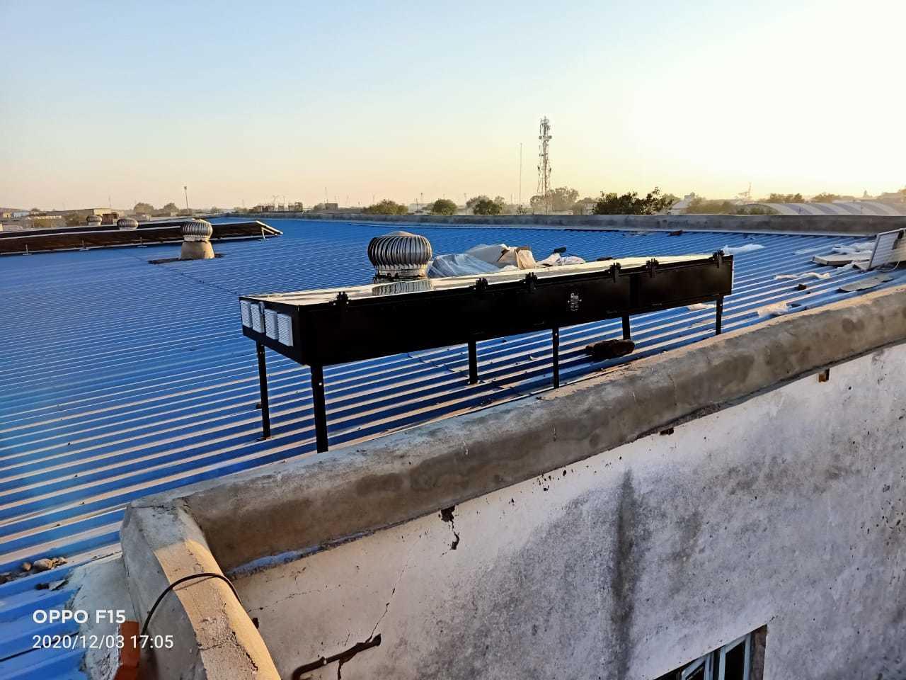 Solar Vegetable Dryer 50 KG CAPACITY