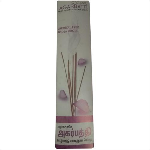 Organic Incense & Agarbatti