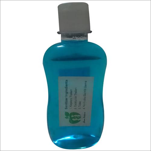 Organic Non Alcoholic Sanitizer
