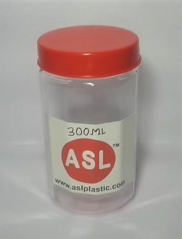 300 ML Hexa jar