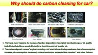 Bahour Oxy Hydro Car Carbon Cleaning Machine