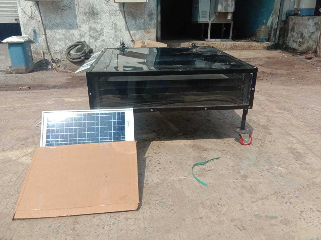 Solar Dryer For Fruits  10 KG CAPACITY