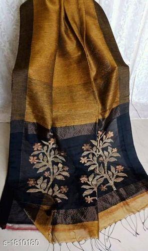 Silk Lilen Jamdani Saree