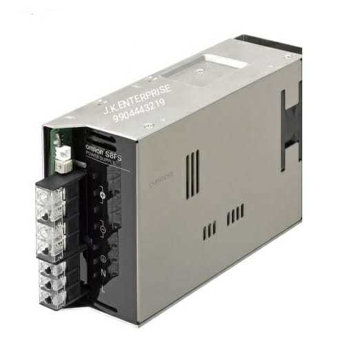 Omron S8FS-G60012C Power supply 600W, 100-240 VAC input, 12VDC, 50A output