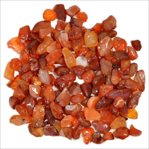 Red Carnelian Chips