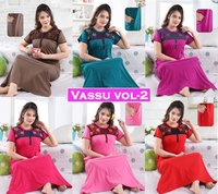 Vassu Vol-2 Nighty Gown
