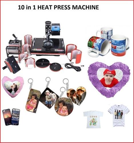 10 in 1 Heat Press Machine
