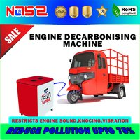 Puducherry Oxy Hydro Bus Carbon Cleaning Machine