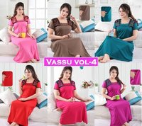 Vassu Vol-4 Nighty Gown