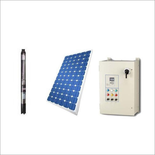 Kirloskar Solar Water Pump