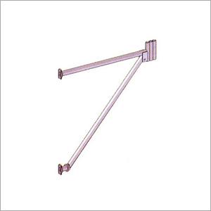 Cuplock Cantilever Frame