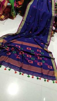 Box Cotton Saree