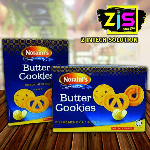 Noraini's Butter Cookies