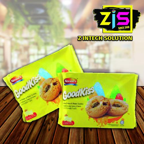 Goodkiss Corn Flakes & Raisin Cookies