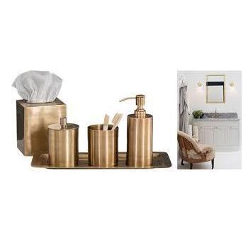 Brass Bath Accessories