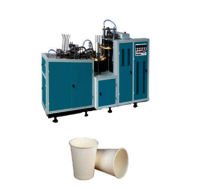 Hot Sale Ultrasonic Fully Automatic Paper Cup Forming Making Machine