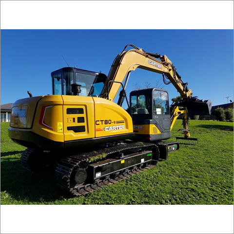 CARTER CT80 / 8Ton Small Excavator