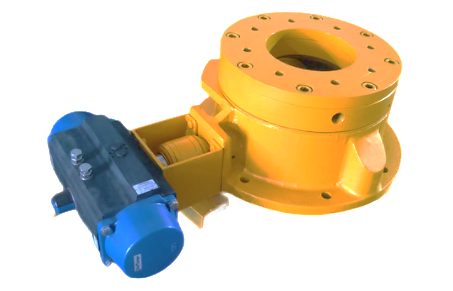 Water Cooled Dome Valve